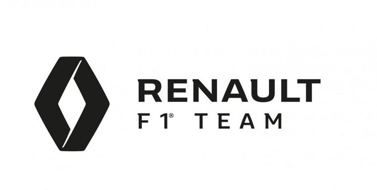 Resultado de imagen de Renault f1 2019 logo
